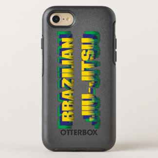 Brazilian Jiu-Jitsu OtterBox Symmetry iPhone 8/7 Case