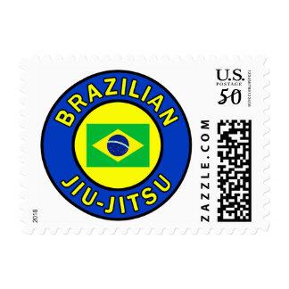 Brazilian Jiu Jitsu Postage