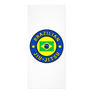 Brazilian Jiu Jitsu Rack Card