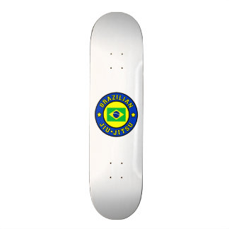 Brazilian Jiu-Jitsu Skateboard Deck