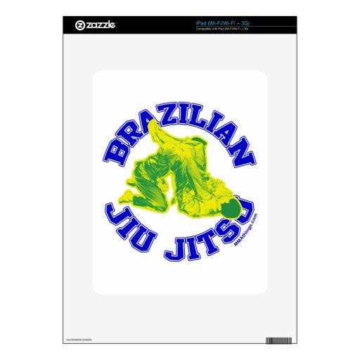 Brazilian Jiu Jitsu Skins For The iPad