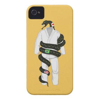 Brazilian Jiu Jitsu Snake Case-Mate iPhone 4 Case