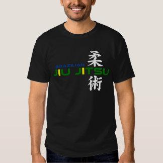 Brazilian Jiu Jitsu: Take a Choke? Front & Back Shirt