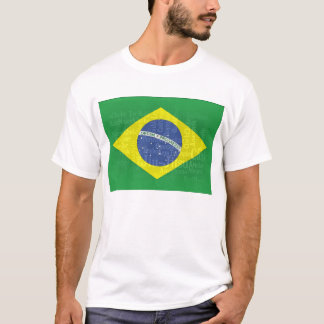 Brazilian Jiu-Jitsu Technique Flag Tee