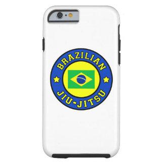 Brazilian Jiu Jitsu Tough iPhone 6 Case