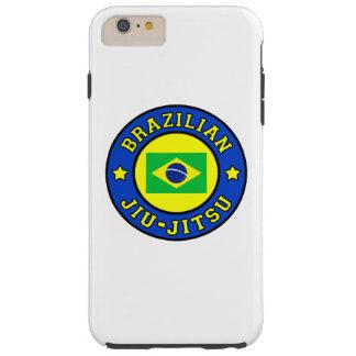 Brazilian Jiu Jitsu Tough iPhone 6 Plus Case