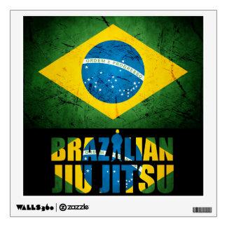 Brazilian Jiu Jitsu - Wall Decal