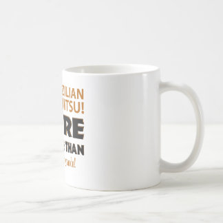 Brazilian Jiu Jutsu Martial arts gift items Coffee Mug