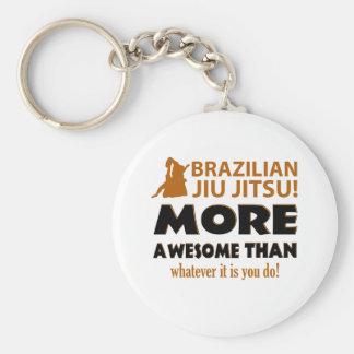 Brazilian Jiu Jutsu Martial arts gift items Key Chains