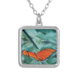 """Brazilian """"Julia"""" Butterfly Pastel Fine Art Custom Jewelry"""