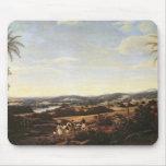 Brazilian Landscape with a Plantation Mouse Pad