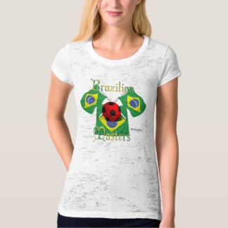 Brazilian Masters Ladies Burnout Shirt