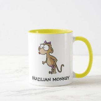 Brazilian Monkey Mug