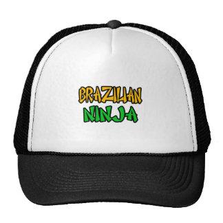Brazilian Ninja Mesh Hats