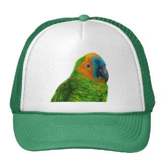 Brazilian Parrot Trucker Hat