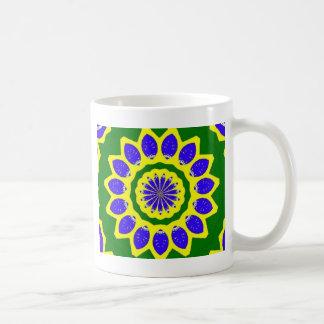 Brazilian pride coffee mug