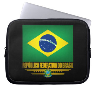 """Brazilian Pride"" Laptop Sleeve"