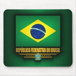 Brazilian Pride Mouse Pad