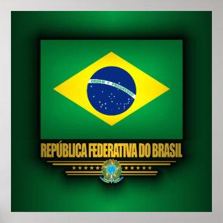 Brazilian Pride Posters