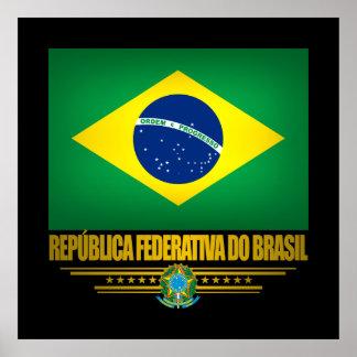 """""""Brazilian Pride"""" Posters & Prints"""