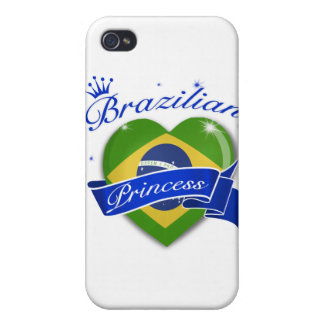 Brazilian Princess Case For iPhone 4