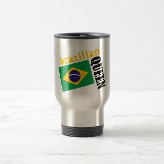 Brazilian Queen Flag Coffee Mug