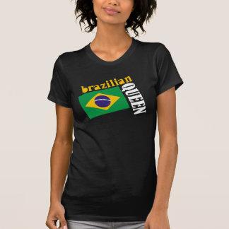 Brazilian Queen & Flag Shirt