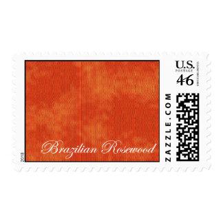 Brazilian Rosewood Stamp