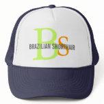 Brazilian Shorthair Breed Monogram Trucker Hat