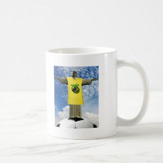 Brazilian Soccer Brazil Rio de Janeiro Coffee Mug