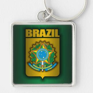 """Brazilian Steel"" Keychains"