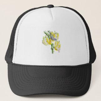 Brazilian Tangara Bird Trucker Hat