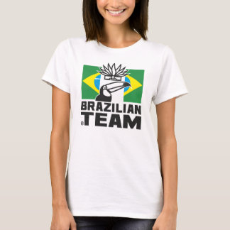 BRAZILIAN TEAM 2 Woman T-Shirt