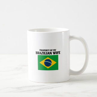 Brazilian Wife Coffee Mug