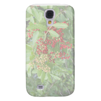 Brazillian Pepper Washed Out Pictuure Samsung S4 Case