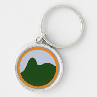 BrazilRio logo sugarloaf for keys Key Chain