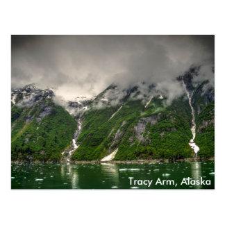Brazo de Tracy, Alaska Postal