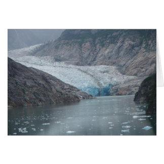 brazo del tracy del glaciar tarjetas