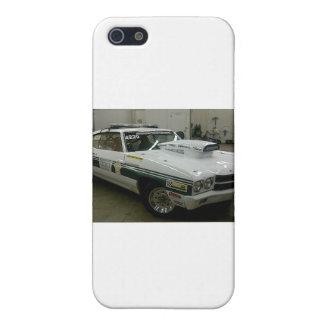 Brazoria County Sheriff's Race Car iPhone SE/5/5s Case