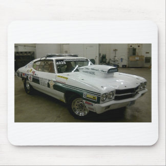 Brazoria County Sheriff's Race Car Mouse Pad