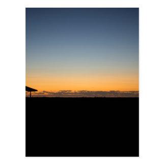 Brazoria Sunrise Postcard