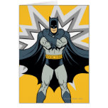 Brazos cruzados de Batman Felicitación