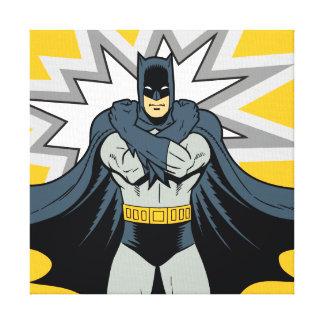 Brazos cruzados de Batman Impresion En Lona