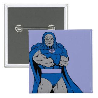 Brazos de Darkseid cruzados Pin