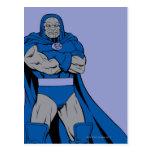 Brazos de Darkseid cruzados Postales