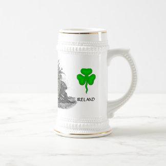 Brazos de Irlanda Jarra De Cerveza