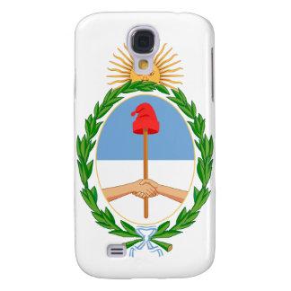 brazos de la Argentina Carcasa Para Galaxy S4