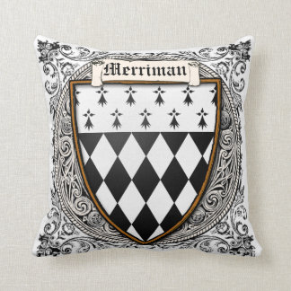 Brazos de la familia de Merriman Cojín Decorativo