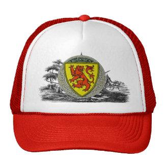 Brazos de la familia de Roberts (País de Gales) Gorro