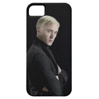 Brazos de Malfoy del Draco cruzados iPhone 5 Carcasas